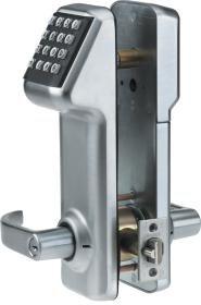 Marks Iq1D26D I-Qwik Data Digital Keypad Stand Alone Cylindrical Lock
