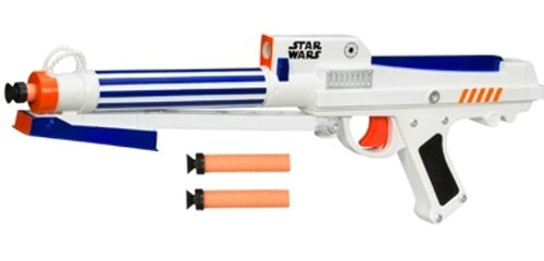 Star Wars Toy Guns : Star wars clone trooper blaster by hasbro at