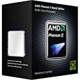 AMD Phenom II X6 1090T Black Edition Thuban 3.2 GHz 6×512 KB L2 Cache Socket AM3 125W Six-Core Processor – Retail HDT90ZFBGRBOX