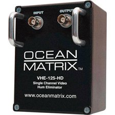 OceanMatrix Ocean Matrix HD-SDI & SDI 1-Channel Video Hum Eliminator w/Handles-by-OceanMatrix