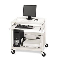 Buy Low Price Comfortable Bretford All-In-One Computer Workstation (B001CLOVK6)
