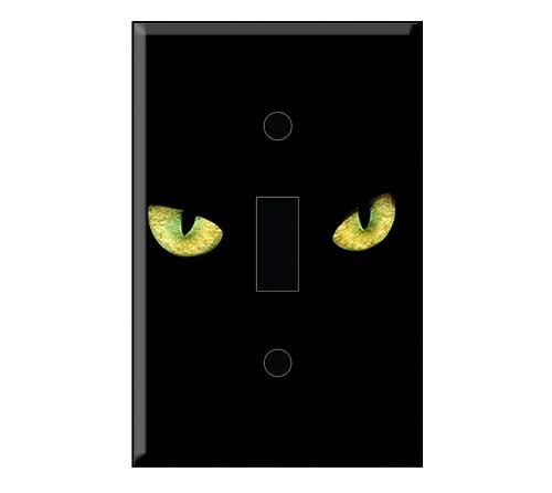 Single Toggle Light Switch Wall Cover Plate 2.75