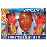 Fantastic 4 - Electronic Human Torch Dress Up Setby Vivid Imaginations