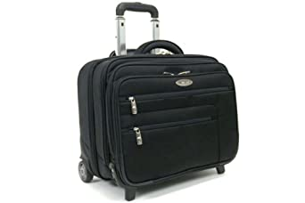Samsonite   Wheeled Portfolio,Black,One Size