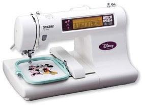 pe 180d disney embroidery machine