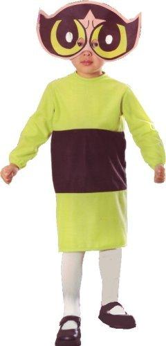 The Powerpuff Girls Buttercup Power Puff Costume Child Size T Toddler    Powerpuff Girls Buttercup Costume