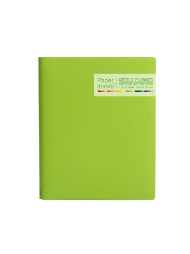 paperthinks-lime-extra-large-2014-recycled-leather-weekly-planner-7-x-9-inches