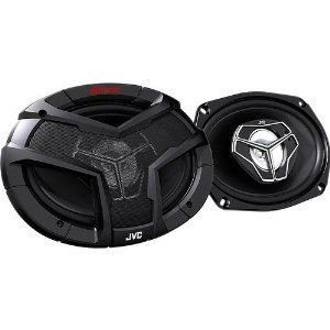 Jvc Csv6938 6-Inch X 9-Inch 3-Way Coaxial Speakers 400W Peak (Pair)
