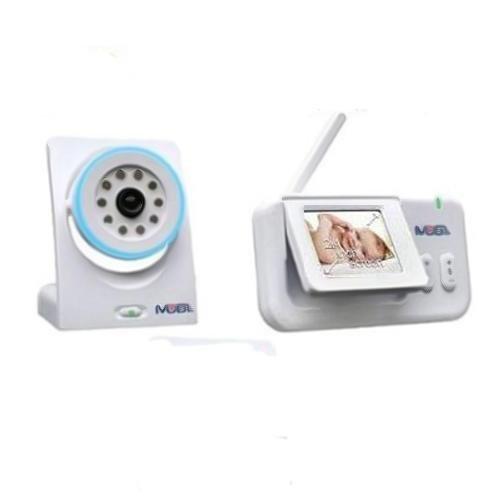multi room baby monitors mobi mobicam digital wireless video monitor. Black Bedroom Furniture Sets. Home Design Ideas