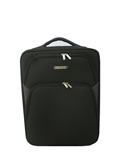 RONCATO KIKO TROLLEY CABINA RYAN AIR 55x40x20 cm. (NERO)