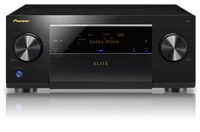 Pioneer SC-91 7.2 Channel Networked Class D3 AV Receiver with Built-in Bluetooth, Wi-Fi & Dolby Atmos