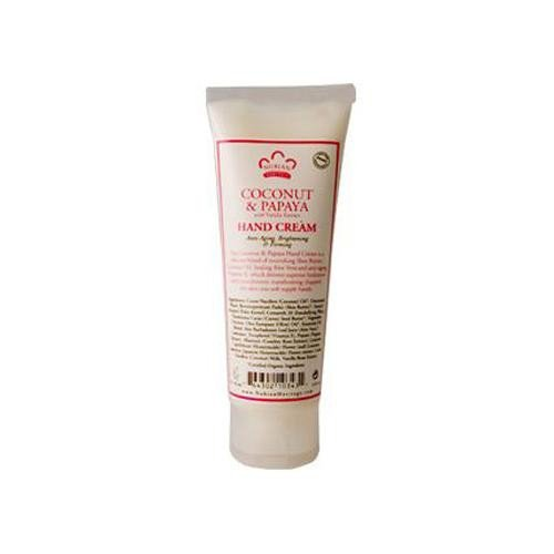 Nubian Heritage Hand Cream Coconut And Papaya - 4 Oz