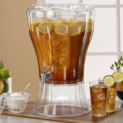Why Should You Buy Buddeez Unbreakable 3-1/2-Gallon Beverage Dispenser with Removable Ice-Cone