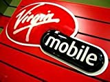 Virgin Mobile Pay As You Go Sim Card +Swipe Card +£5 Free Credit