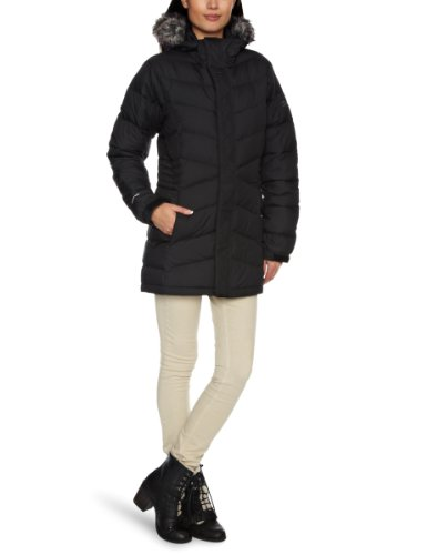 Berghaus Aumont Down Women's Jacket - Black, Size 14