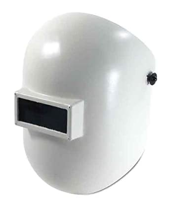 North 110PWE Fibre-Metal Pipeliner Superglas Welding Helmet