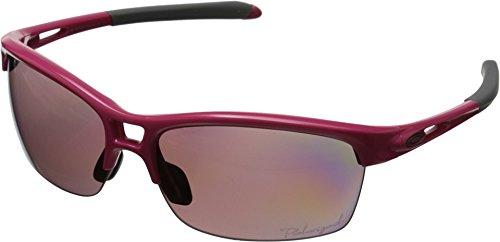 Image of Oakley Women's RPM Pink/OO Grey Polarized Sunglasses