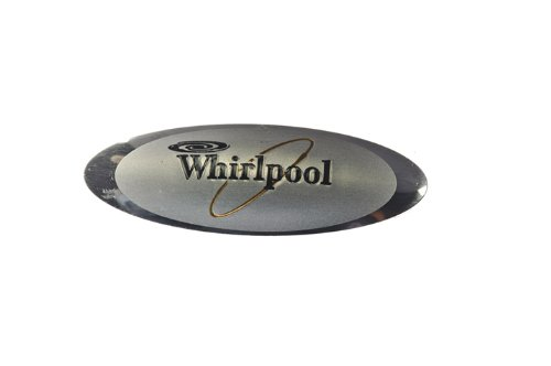 Whirlpool 9757609 Nameplate for Range (Whirlpool Badge compare prices)