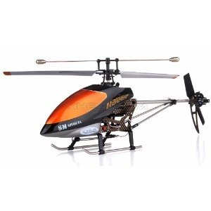 New Double Horse 9100 Hover 3-Channel Sports R C Helicopter w Built in Gyroscope