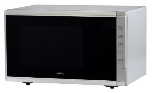 Sanyo EM-C6786V 1-Cubic-Foot Microwave Oven with Convection and Grill