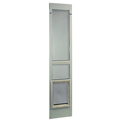 Ideal Pet Products Aluminum Modular Extra Large Patio Pet Door (Glass Patio Door Dog Door compare prices)