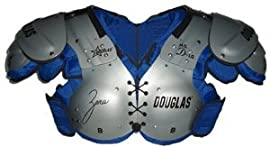 Douglas® ZENAMSD Women's Football Shoulder Pads (Offensive Line/Defensive Line/Linebackers/Tight Ends/Defensive Ends/Centers/Snappers) (Call 1-800-327-0074 to order)
