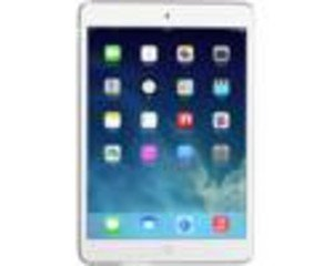 Apple iPad mini mit Retina display 20 cm (7,9 Zoll) Tablet-PC (ARM A7, 16GB HDD, Wi-Fi, iOS) weiß/si