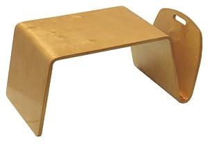 Amazon Com Winsome Wood Bed Desk Accent Table Light Oak