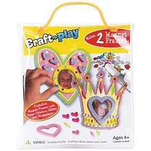 Crafty Craft-n-Play Activity Kit: Heart Crown