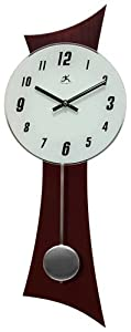 Infinity Instruments The Hilton Wall Clock