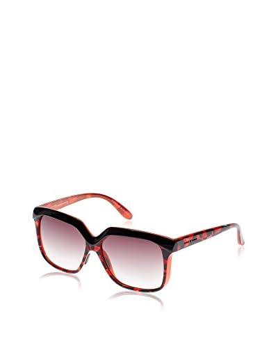 Italia Independent Sonnenbrille 0919 (57 mm) schwarz/rot