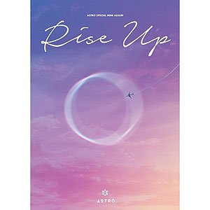 CD : Astro - Rise Up (Asia - Import)