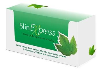 Verena Slin Express Dietary Supplement Product