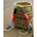 竹背負い籠 丸大 φ35×高さ45cm