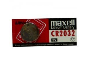 Maxell Cr2032 Lithium 3V Coin Cell Battery Dl2032 Kl2032