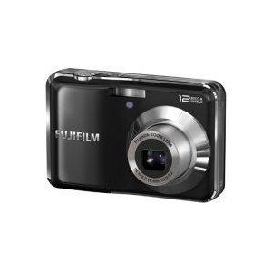 FujiFilm FinePix AV140 Digital Camera (Black)