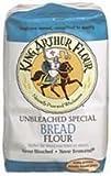 King Arthur, Unbleached Bread Flour, 80oz Bag (Pack of 2)