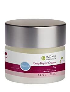 MyChelle Sensitive Deep Repair Cream Unscented-1.2 oz (Quantity of 1) from Mychelle