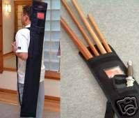 Large Multi Weapons Case (Bo, Jo Staff, Bokken Sword) - 53