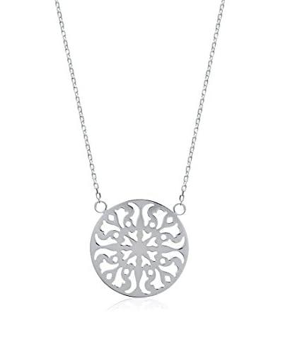 L'ATELIER PARISIEN Halskette 82107845B Sterling-Silber 925
