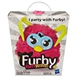 Furby Party Rockers Pink Interactive Soft Toy