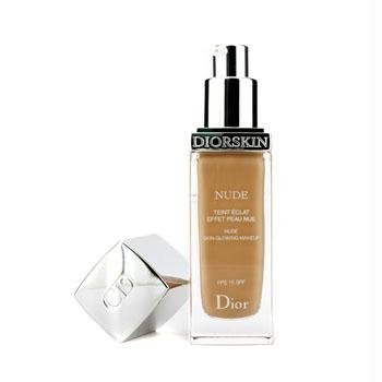 Christian Dior Nude Skin-Glowing Makeup SPF 15, # 030 Medium Beige, 1 Ounce