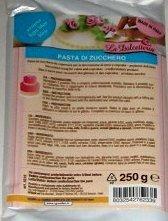 Pasta de azúcar glas - Azul claro - 250 g - 5219