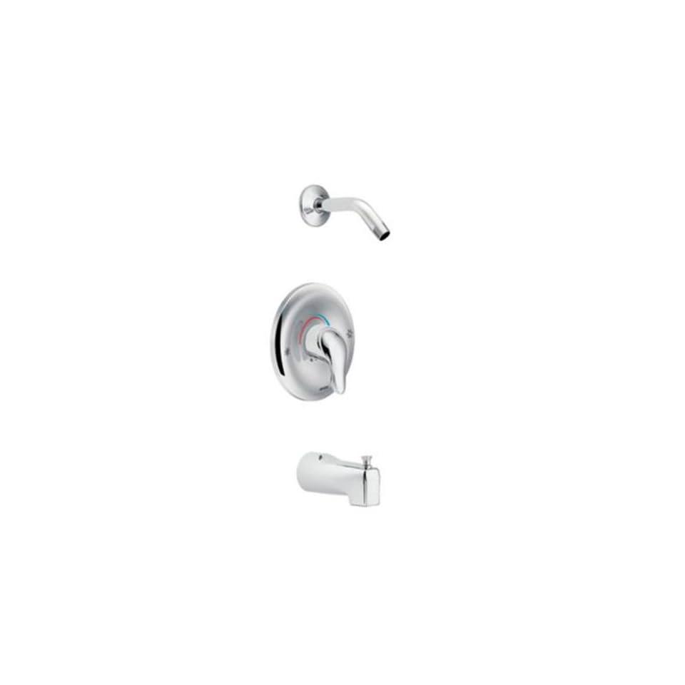 Moen TL183NH Single Handle Tub and Shower Trim, Chrome