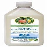 Earth Friendly Products Wave Dishwasher Gel Frag Free 950 ML x 1 10% OFF!