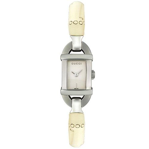 Reloj Gucci 6800 YA068519 Mujer Acero y bambú Negro