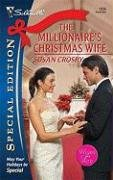 Image of The Millionaire's Christmas Wife (Silhouette Special Edition)