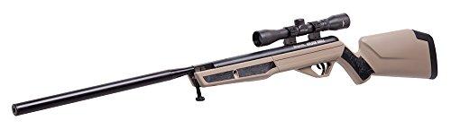 Benjamin BSSNP27TX Eva Shockey Golden Eagle Nitro Piston 2 Hunting Air Rifle with 4x32 Scope (Pellet Gun Rifle 1400 Fps compare prices)