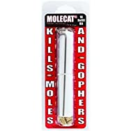 MOLECAT 101 Molecat Mole & Gopher Killer Refill Kit