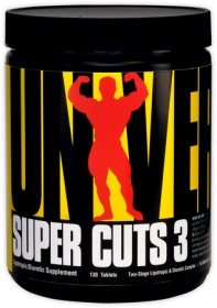 UNIVERSAL SUPER CUTS 3 X 130 TABS